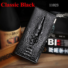 2016 leather wallet for men's