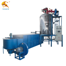 Guangxing Automatic Batch Type EPS Styrofoam Beads Pre-expander Foaming Machine