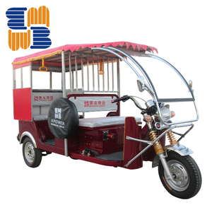 Newest style electric three wheel electric tricycle TEB-30 cheap model