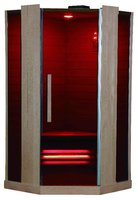 infrared sauna room (Model H03-K9) hemlock wood