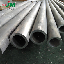 JINGMEI Eco-friendly Quality assured large diameter thin walled pipe tube aluminium 6061 t6 alloy properties