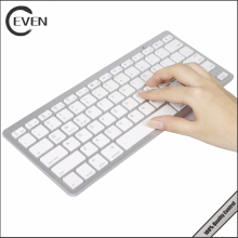 Ultra-slim Mini Bluetooth 3.0 Wireless Aluminum Keyboard for Macbook iPad Android Tablet Win7