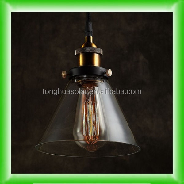 Simple pendant Vintage Edison bulb fixture industrial antique fitting pendant light