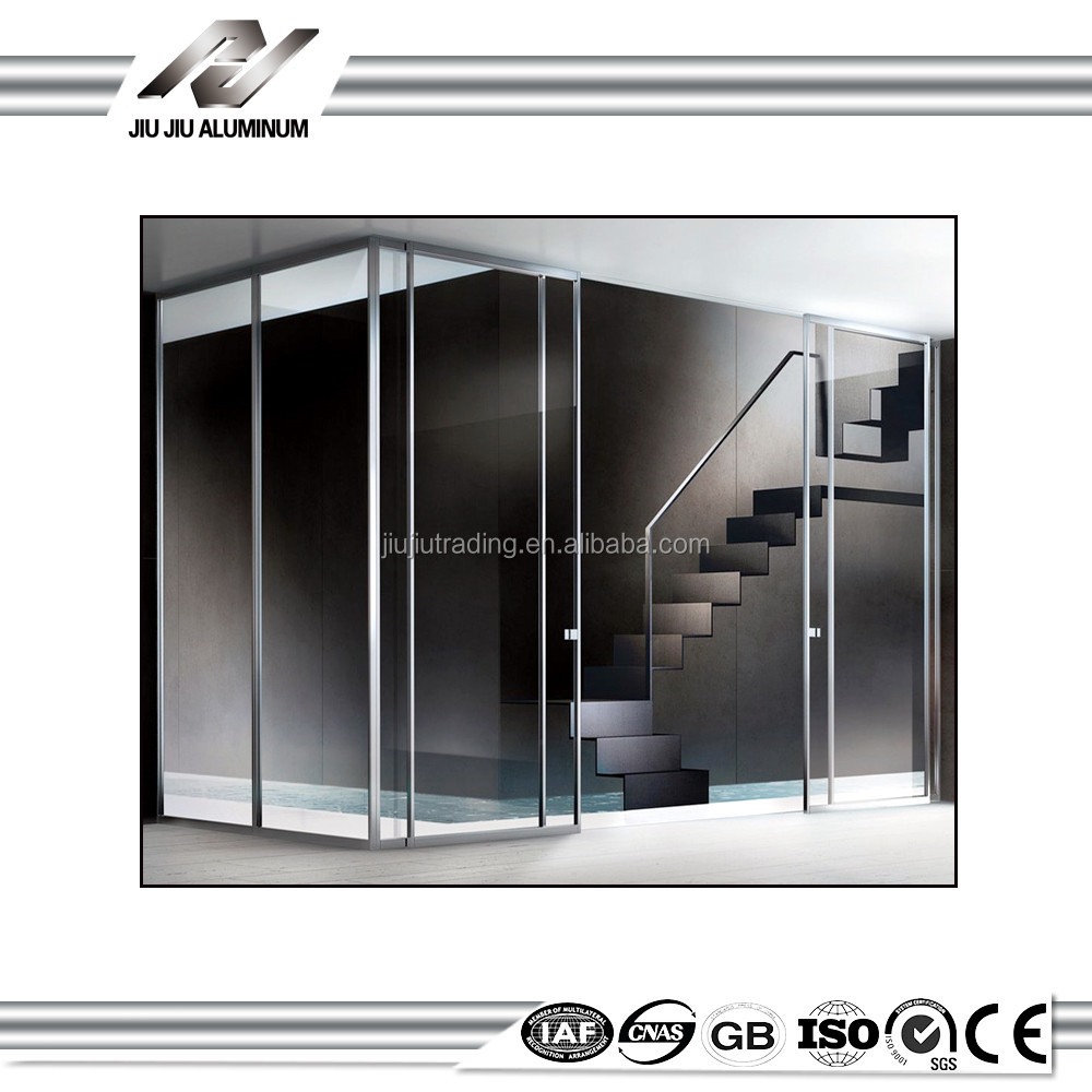 Fabrication of aluminum windows and doors with OEM