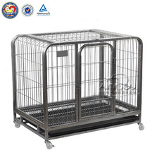 BSCI QQFactory steel dog house / stainless steel cages for dogs / stainless steel dog house