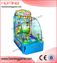 Chase Duck redemption game machine / Crazy Duck/new children game machine