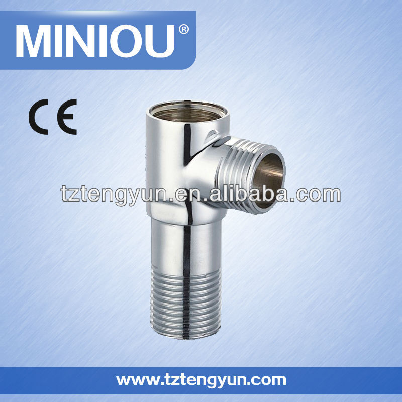 hot selling brass angle valve