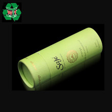 Chinese Tea paper box customized packaging tea container cylinder tube boxes