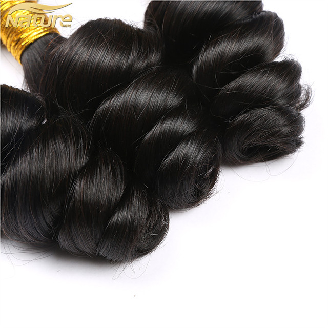 yicheng Hair 2017 Hot Selling Smooth Peruvian Loose Wave Remy Hair Extensions UK
