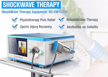 Intelligent magnetic physiotherapy shock wave therapy equipment