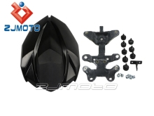 Motorcycle Rear Seat Black OEM Single Rear Seat Cover FRP Motorcycle Bodywork Fairing For ninja z800 2013