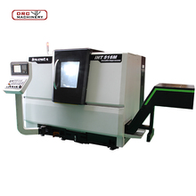 IHT516M Computerized Dimension Collet Czech Steel CNC Small Yam Cy Hydraulic Lathe Machine for Sale