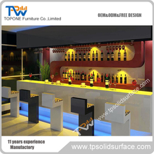 Manufacturer Supplier commercial bar counter for sale of China