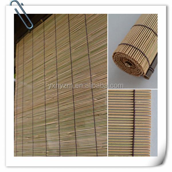 Aveugle du bambou bambou rideau plein air bambou for Stores de bambou en plein air ikea