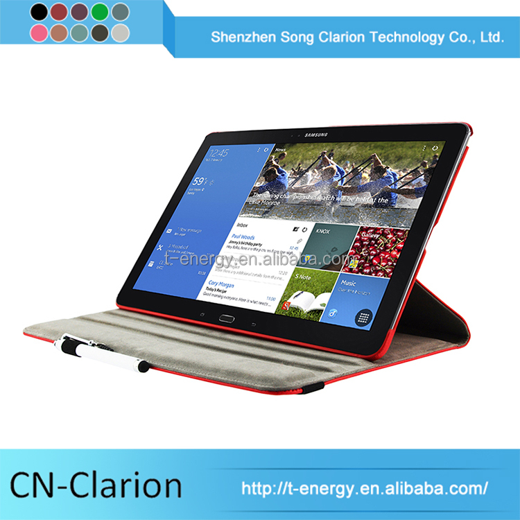 Factory Price Hot New Products 11.6 Inch Tablet Pc Leather Keyboard Case