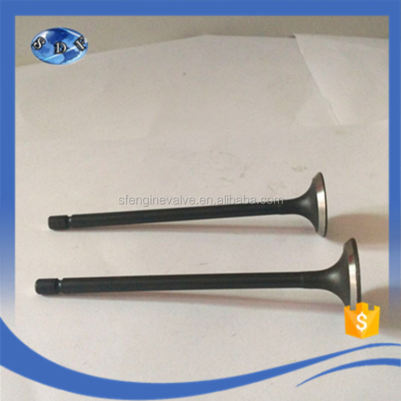 Factory price intake and exhaust engine valve 14711-PT3-A00/14721-PT3-Y00 for HONDA F22