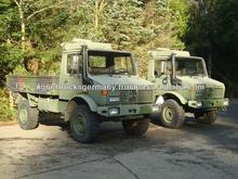 Unimog 1300L, ex military, good condition