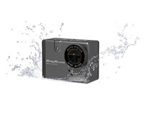 Best Selling 30megapixel 4K voice control waterproof auto focus action camera surfing camera sport camera BA202