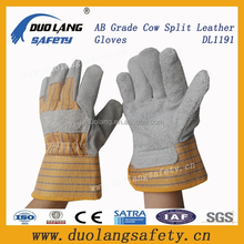 Extreme Grip Pigskin Gloves Split Leather Drivers Gloves