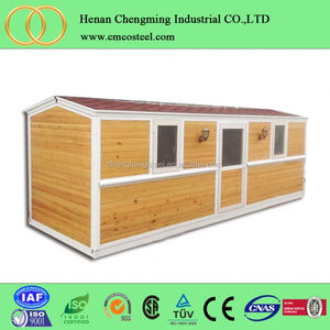 hot sale fast build foldable cheap tiny homes/ beach villa/ log material cabin made in China