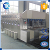 Latest cardboard flexo printer automatic carton packaging machinery