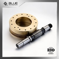 ISO 9001 Certificated Factory OEM Worm Gear Box