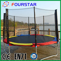 Fourstar wholesale 12FT trampoline adult and child toys