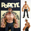 Popeye sculpture action figure,resin sculpture figurine,custom resin sculpture figurine