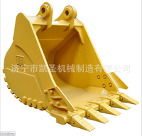 Excavator Bucket capacity is from 0.92 m3 to2.1 m3,suit for all types excavators, best price and short delivery