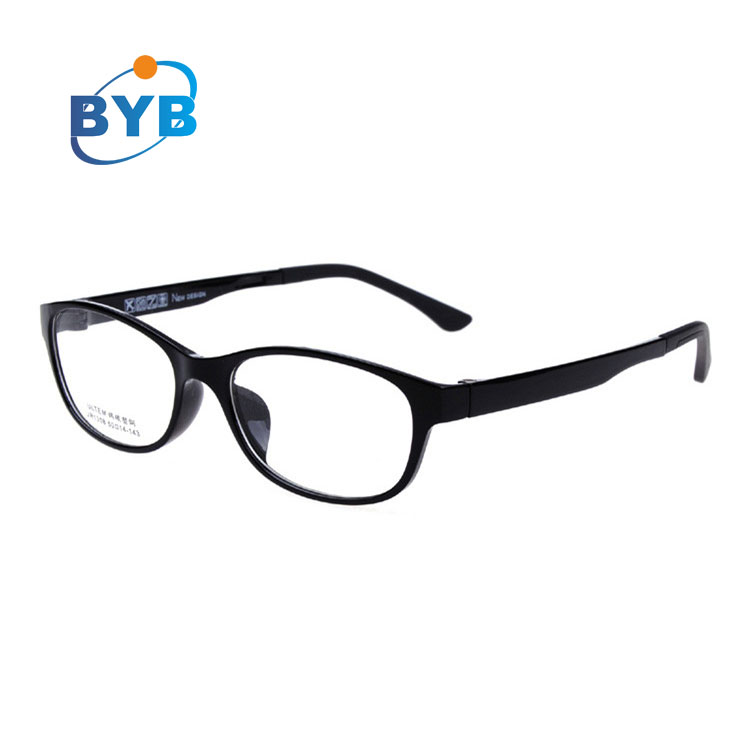 Top grade best selling decorative men's silver eyeglass frames