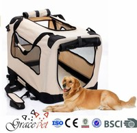 Pet Carrier Soft Sided Cat / Dog Comfort pet carrier
