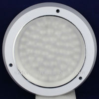 6W Moistureproof Surface Mounted LED Panel Ceiling Lights for Restroom Kitchen
