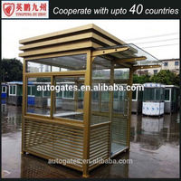 hot sale luxury detachable stainless steel easy prefab house easy to assemble enviroment frendly