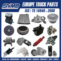 More than 1000 different Renault midlum truck parts