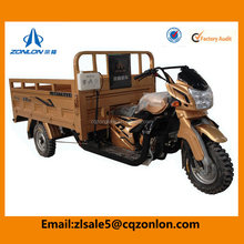 250cc Three Wheel Motorcycle Moto Taxi Cargo Bike For Sale