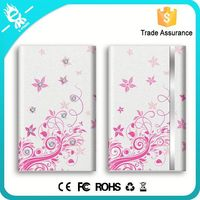 Promotion gift fashion power bank 6000mah cellphone power bank,OEM/ODM service