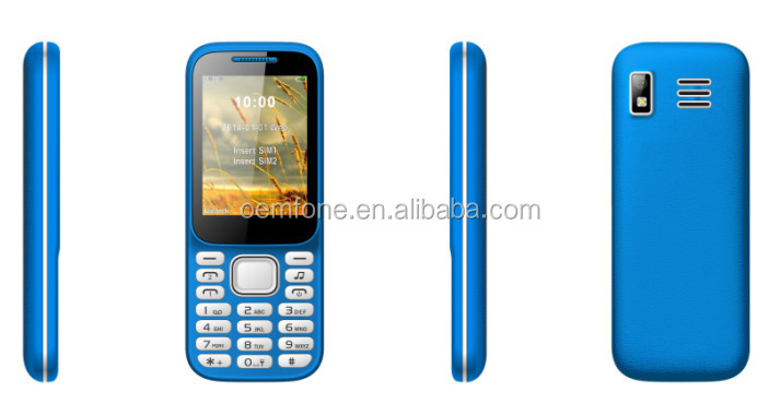 super cheap unlocked 1.8 inch gsm & gprs cell feature phone