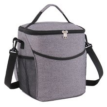 OEM Factory custom kids insulated lunch bag ice drink cooler bag