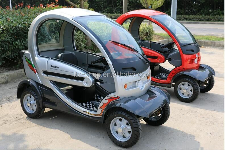 Hot-selling Mini 4 Wheel Car Electric Mobility Scooter For Elders 60V 1000W High Quality New Energy Electric Vehicle Automobile