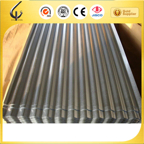galvanized corrugated roofing sheet aluminium steel sheet
