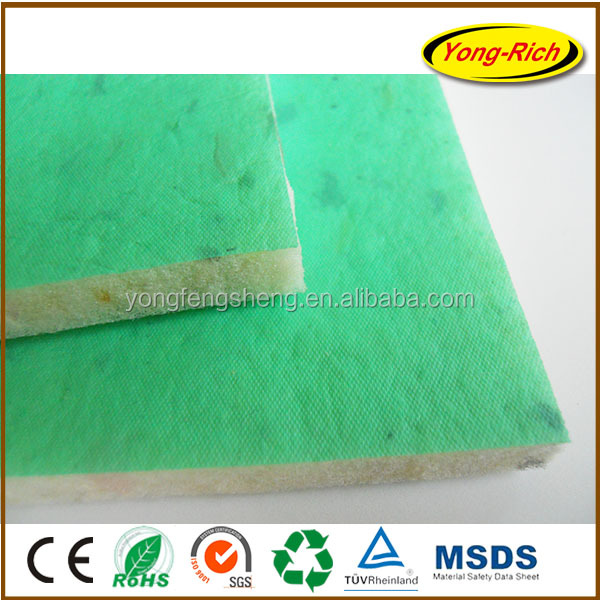 Good quality of carpet foam underlay, different grade is available