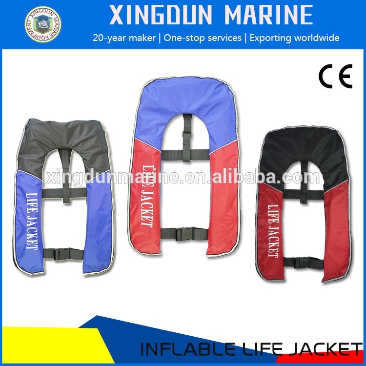 2016 most popular automatic inflatable life vest with A Discount