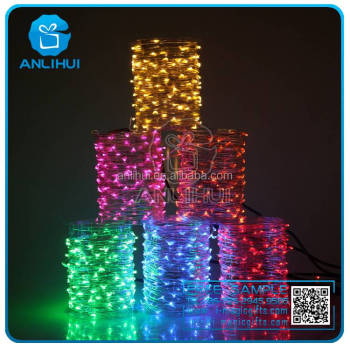 Christmas led lights 100 leds/10m 110v/ 220V LED String fairy, Christmas led string light