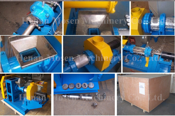 dog food pellet making machine / Pet Food Extruder for fish food