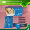2017 newest luxury CE & MSDS approved teeth bleaching system home teeth whitening kit