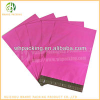 red wedding envelop self-seal plastic mailing bags