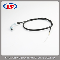 Customize forklift parts throttle cable