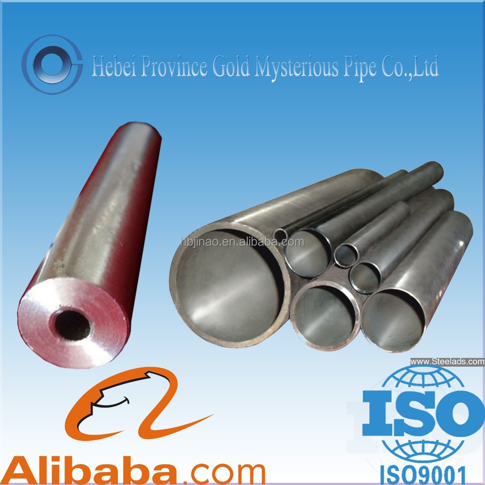 Seamless steel tubes for pressure purposes according to EN10216-2