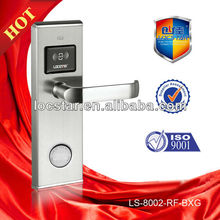 swipe key card door lock