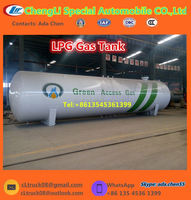 gas cylinder truck liquid iso container lpg car tank